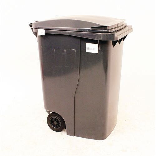 Wheelie Bin 360 Litre 2-Wheel Grey 124531