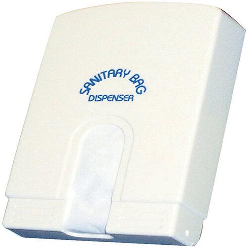 Kleenfem White Paper Sanitary Bags Pack of 65 356974