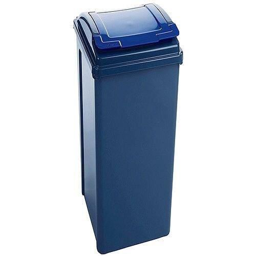 VFM Recycling Bin Blue 50L SBY28525 124593