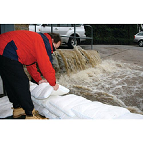 Portable Expanding Sandbags Capacity 22kg Pack 5 389211
