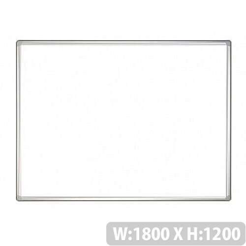 Franken PRO Plus Whiteboard/Projection Board 1800x1200mm White SC8805