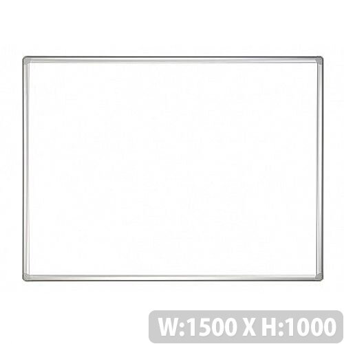 Franken PRO Plus Magnetic Whiteboard/Projection Board 1500x1000mm White SC8809