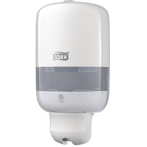 Tork S4 Foam Soap Dispenser With Intuition Sensor White 561000