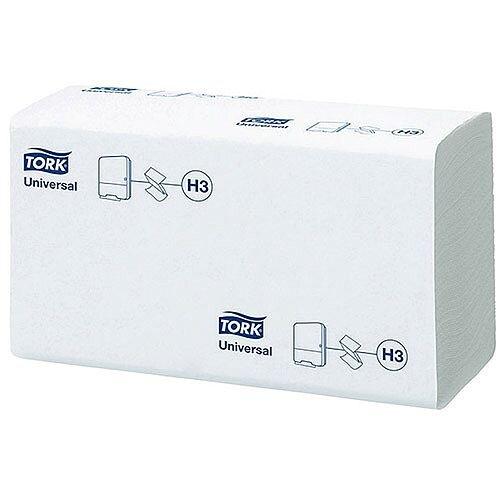 Tork Hygiene Classic Premium Paper Hand Towels 300 Towels Per Sleeve 15 Sleeves (4500 Sheets) 290158