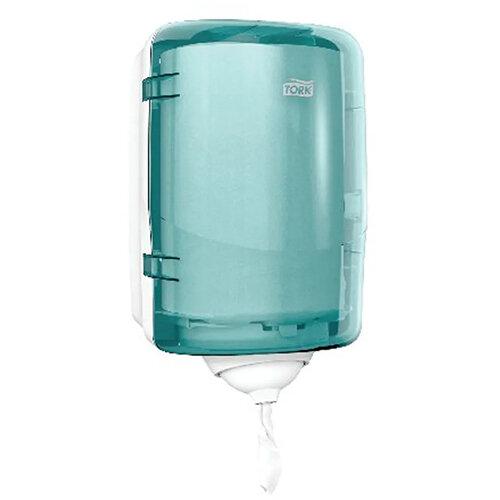 Tork Reflex M3 Mini Centrefeed Dispenser Turquoise 473167