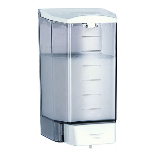 Liquid Soap Dispenser 1.1Ltr Clear