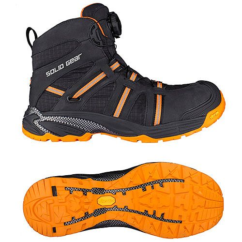 Solid Gear PHOENIX GTX S3 Size 46/Size 11 Safety Boots