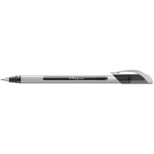 Platignum S-Tixx Ballpoint Pen Black 12 Pack 50513
