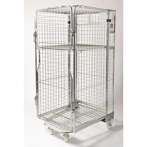 Portable Site Cage