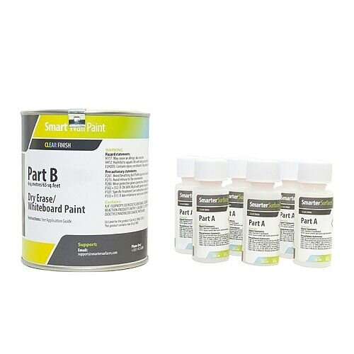 Smart Wall Paint 18 sq. m Coverage Clear with Primer