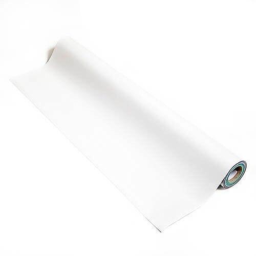 Smart Magnetic Whiteboard Wallpaper - Low Sheen 10m²