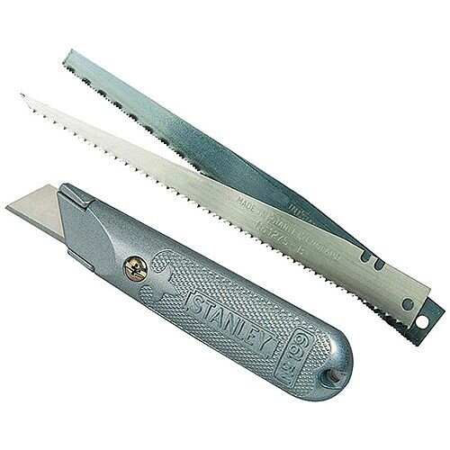 Stanley Fixed Blade Saw Knife Set