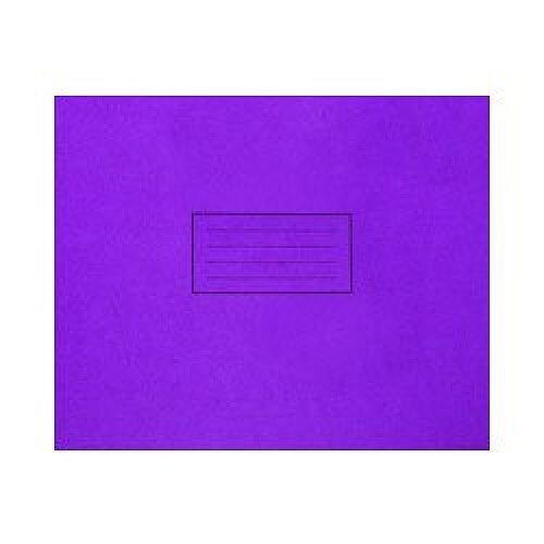 Silvine 165 x 203mm Handwriting Book Purple EX190 Pack of 25