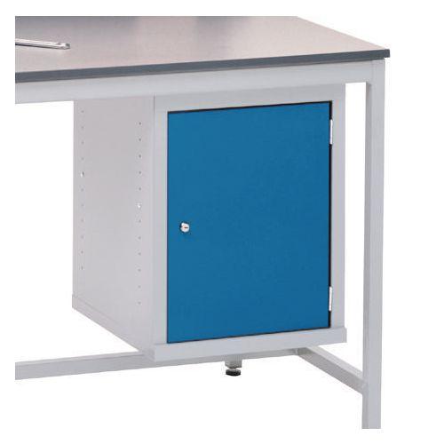 Cupboard Lockable Grey