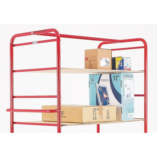 Shelf  Adjustable To Suit Premier Shelf/Security Trucks