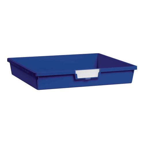 Tray  A3 Shallow Blue 77x469x425mm-Pack Of 10