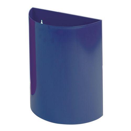 Wall Bin Blue X 2 Hxwxd 475X395X190
