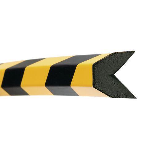 Impact Protector Edge Trapeze 1X1000mm Piece