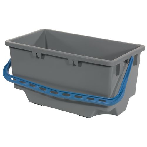 Mopping Bucket 18L Blue L X W X H 457 X 255 X 178mm