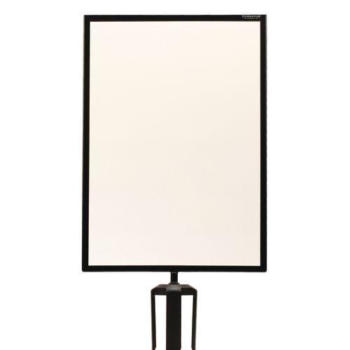 Sign Holder  Portrait A3 For Advance Barrier System