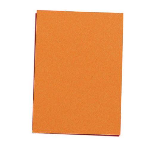 Card Refills A7 Pack Of 100 Orange