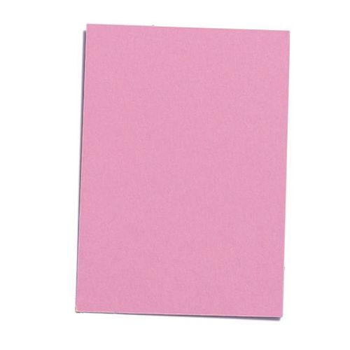 Card Refills A7 Pack Of 100 Pink