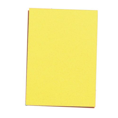Card Refills A7 Pack Of 100 Yellow