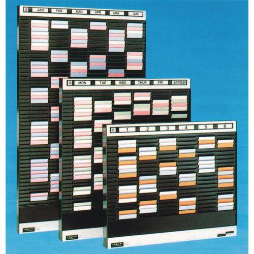 Card Rack HxW 994x559mm Card Size:A7 300 Pockets
