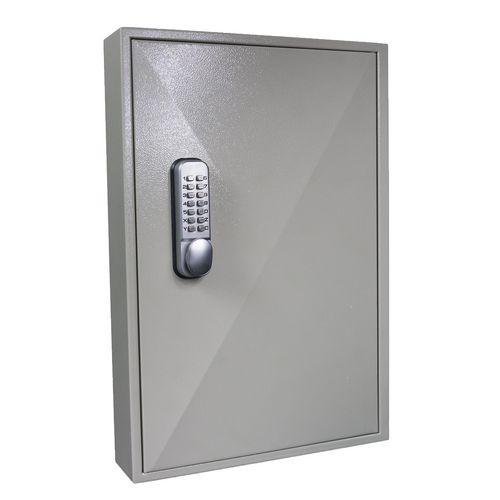 Key Cabinet Digital Mechanical Key Capacity = 100