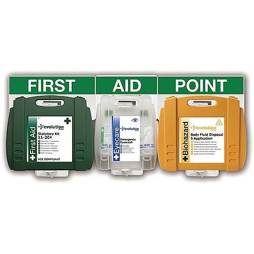 Multi Person First Aid Point 11-20 Person First Aid Kit