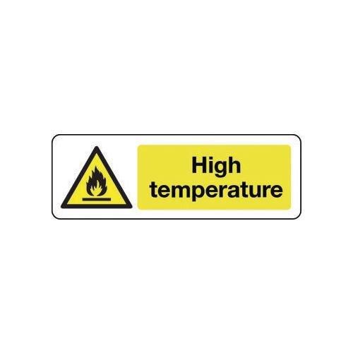 Sign High Temperature Self-Adhesive Vinyl 75x100