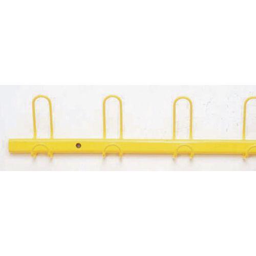 Coat Rack Yellow