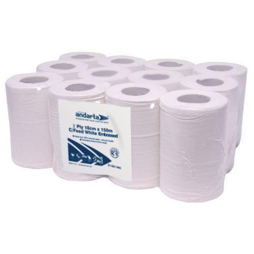 Advanced Wiper 415 Mini Centrefeed Roll