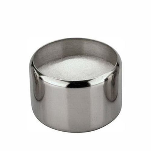 Stainless Steel Sugar Bowl 10 Oz