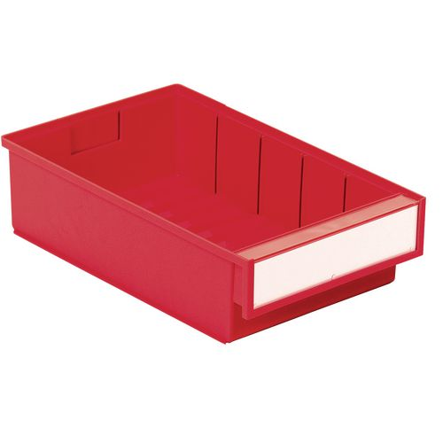 Red Bin For 8 Drw 300 Series Cabinet Pack Of 15