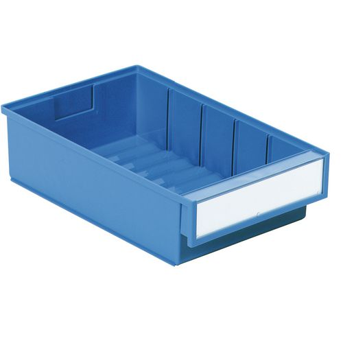 Blue Bin For 8 Drw 300 Series Cabinet Pack Of 15