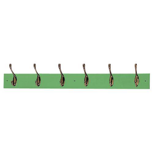 Fir 6 Hooks Coat Rack