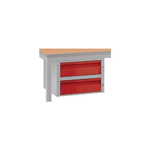 Double Drawer Red