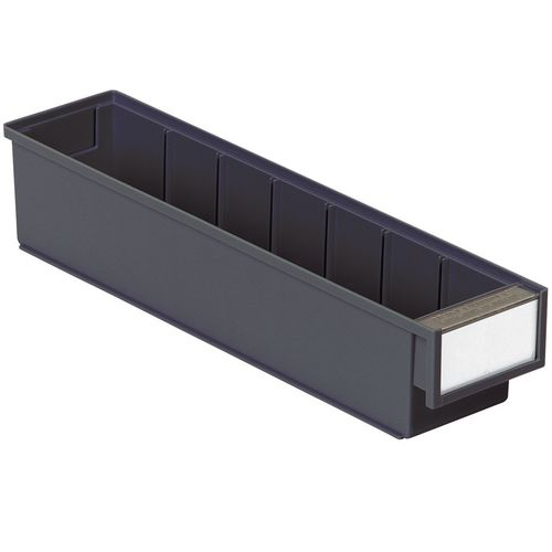 Grey Bin For 16 Drw 400 Series Cabinet Pack Of 30