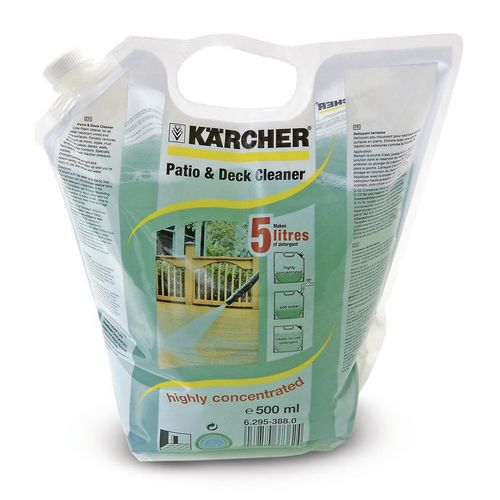 Patio &Deck 5L Detergent