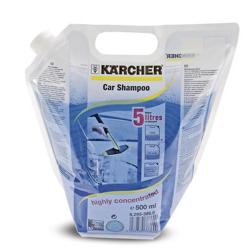 Car Shampoo 500Ml Detergent