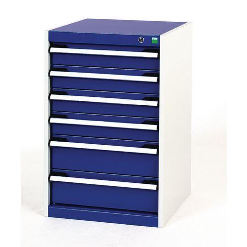 6 Drawer Cabinet HxWxD : 800x525x525