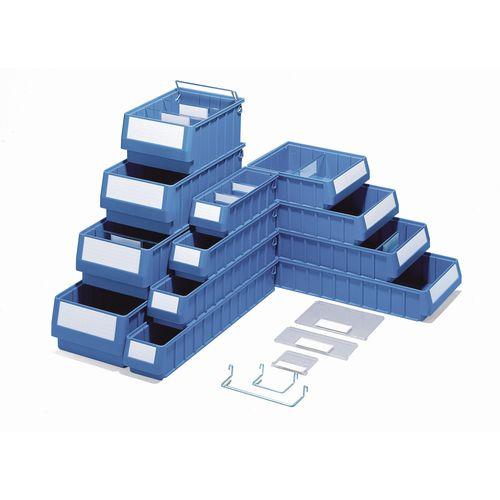 Small Parts Storage Bin  Pack Of 12 HxWxD: 90x156x600