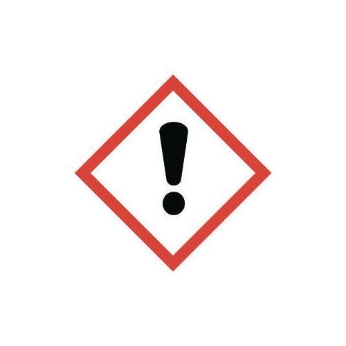 Sign Warning Vinyl Strip Of 20  HxW: 46x46