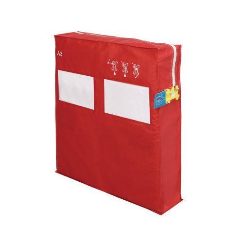 A3 20 Litre Modular Envopak Red