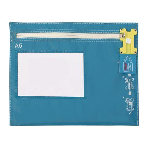 A5 Flat Litre Modular Envopak Blue