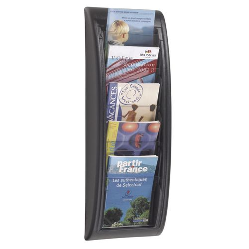 Fast Paper Quick Fit Black Display A5