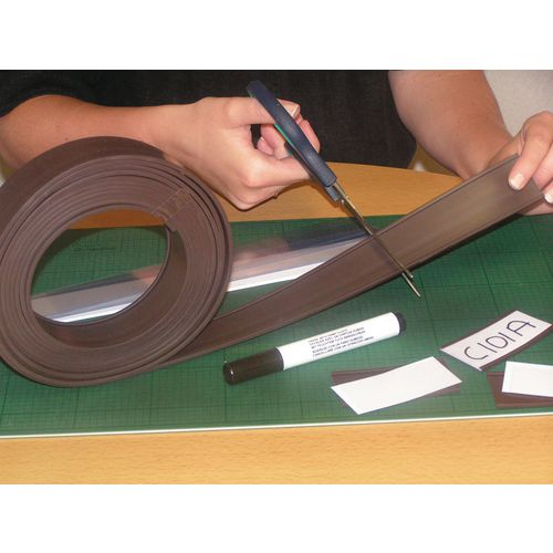 Magnetic Label Holder 40mmx10M