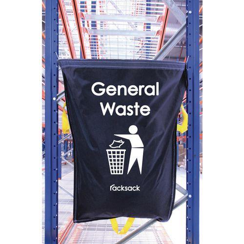 General Waste Racksack Pack of 10
