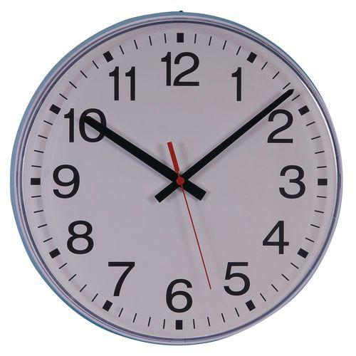 30Cm Quartz Clock With Silent Movement